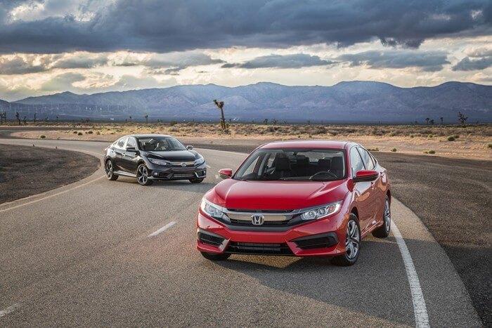 Danh gia xe Honda Civic 2016