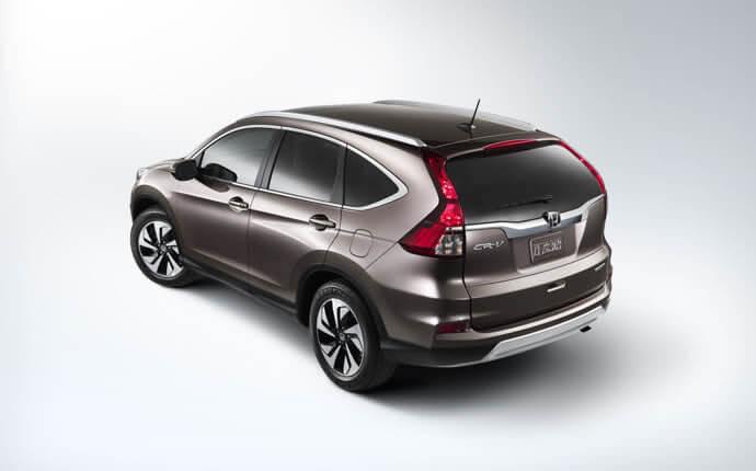Duoi xe Honda CRV 2016 2