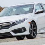 Honda Civic 2016 xuat hien tai Thai Lan