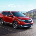 Honda CRV 2017 moi