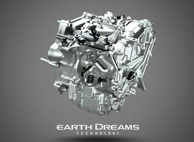 Động cơ Earth Dreams của Honda City