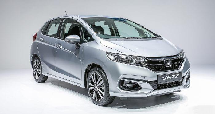 Honda Jazz 2017 hatchback tai vietnam