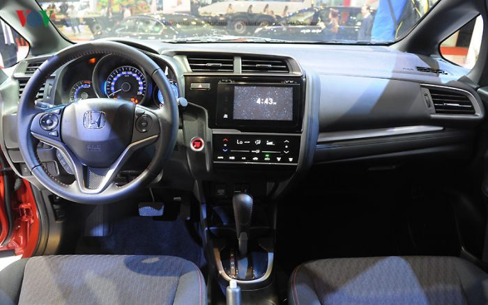 Noi that Honda Jazz lien tuong toi Honda City