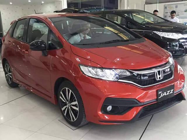 Honda jazz o Viet Nam gia 600 trieu dong
