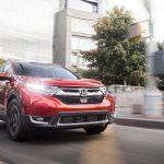 Ảnh chi tiết Honda CR-V 2017 7 chỗ: SUV của năm 2018