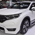 Goi do Bodykit Modulo Sport 31 trieu dong cho Honda CR-V 7 cho Turbo