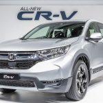 Giá Honda CR-V tháng 1/2018 tăng 200 triệu