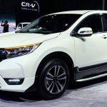 Khách hàng đã có thể lấy Honda CR-V 1.5 turbo 7 chỗ chơi Tết